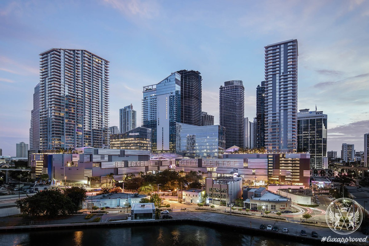Brickell city centre offers exclusive services for the - Miami boat show ...