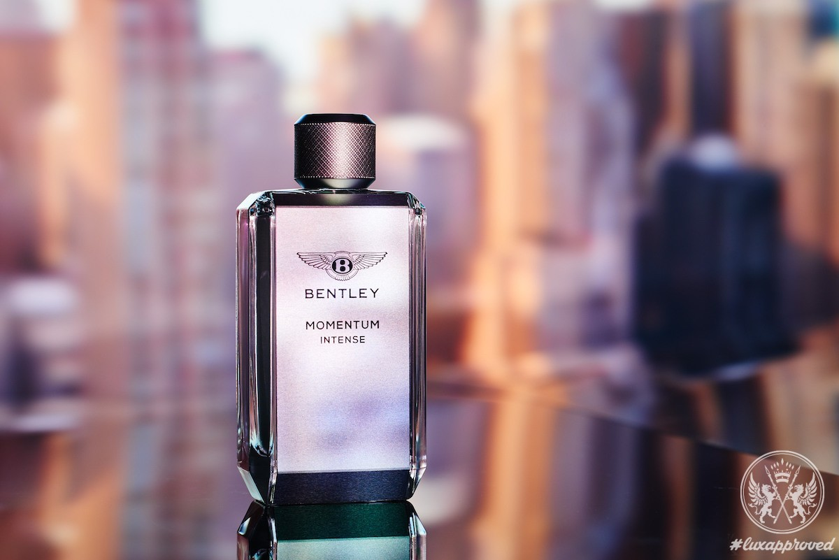 Bentley Momentum Is the New Fragrance from the Most Sought after Luxury Car Brand