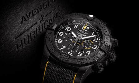 Breitling Avenger Hurricane Chronograph is Built for Extremes