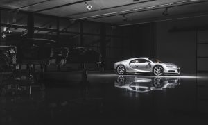 Bugatti Gives Behind the Scenes Tour of the Atelier in Molsheim, where $2 Million Chiron is Made
