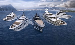 CRN Brings Its Bespoke Naval Art to the Dubai International Boat Show
