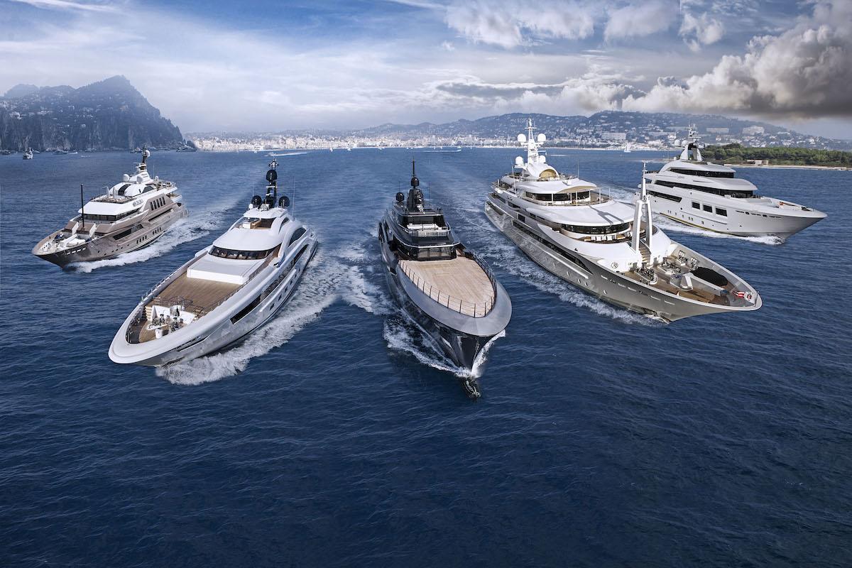 CRN Brings Its Bespoke Naval Art to the Dubai International Boat Show