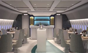 Crystal Cruises Launches Its Inaugural Private Jet Journey