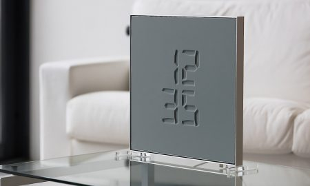 ETCH Clock Is a New Way to Look at Time