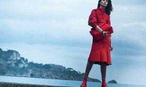Salvatore Ferragamo Spring-Summer 2017 Campaign Starring Lily Aldridge