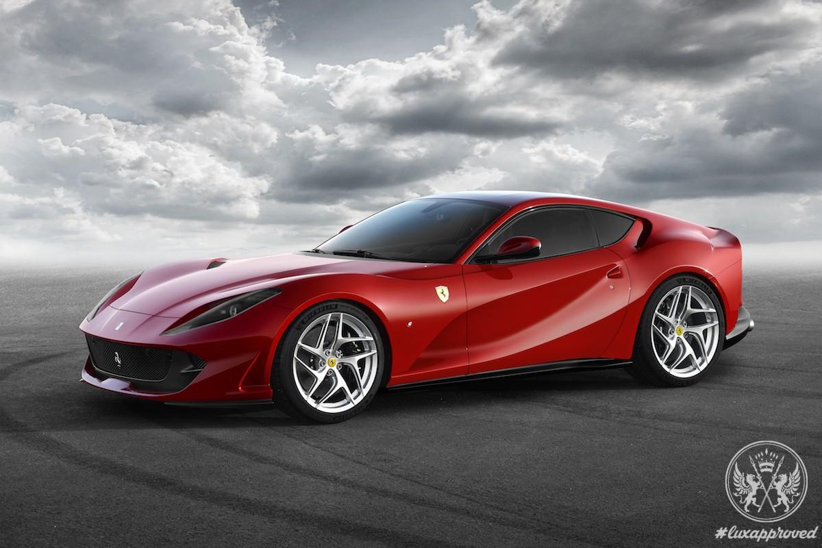 Meet the Fastest Berlinetta Yet, the new Ferrari 812 Superfast