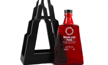 Highland Park Inner Circle Offers a Limited Quantity of Fierce FIRE Edition Whisky
