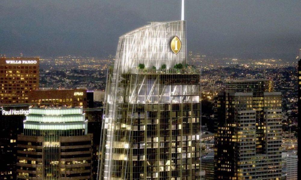 InterContinental Los Angeles Downtown to Enter the Luxury Hospitality Scene of La La Land