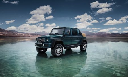 Limited to 99 Units, the Mercedes-Maybach G 650 Landaulet Is an All-Terrain Vehicle of Your Dream