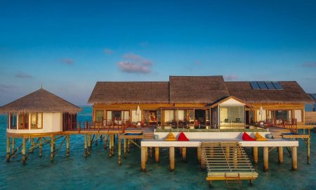 OZEN by Atmosphere at Maadhoo Opens the 430 sqm Water Suite
