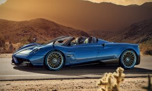 Pagani Huayra Roadster Is Here