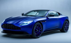 Q by Aston Martin - Collection to Be Unveiled at the Geneva Motor Show