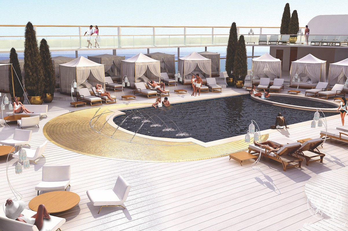 Quintessentially One Will Be The World's Finest Floating Private Club