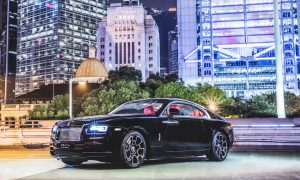 Rolls-Royce Wraith Black Badge & Ghost Black Badge Arrive in Hong Kong