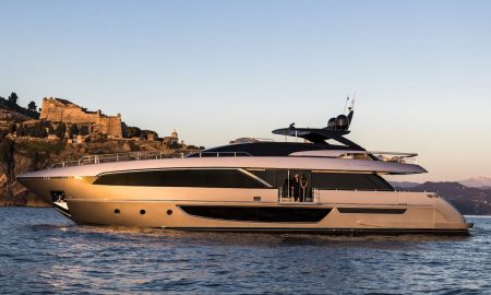 Riva 100' Corsaro to Be Officially Premiered in Hong Kong in April 2017
