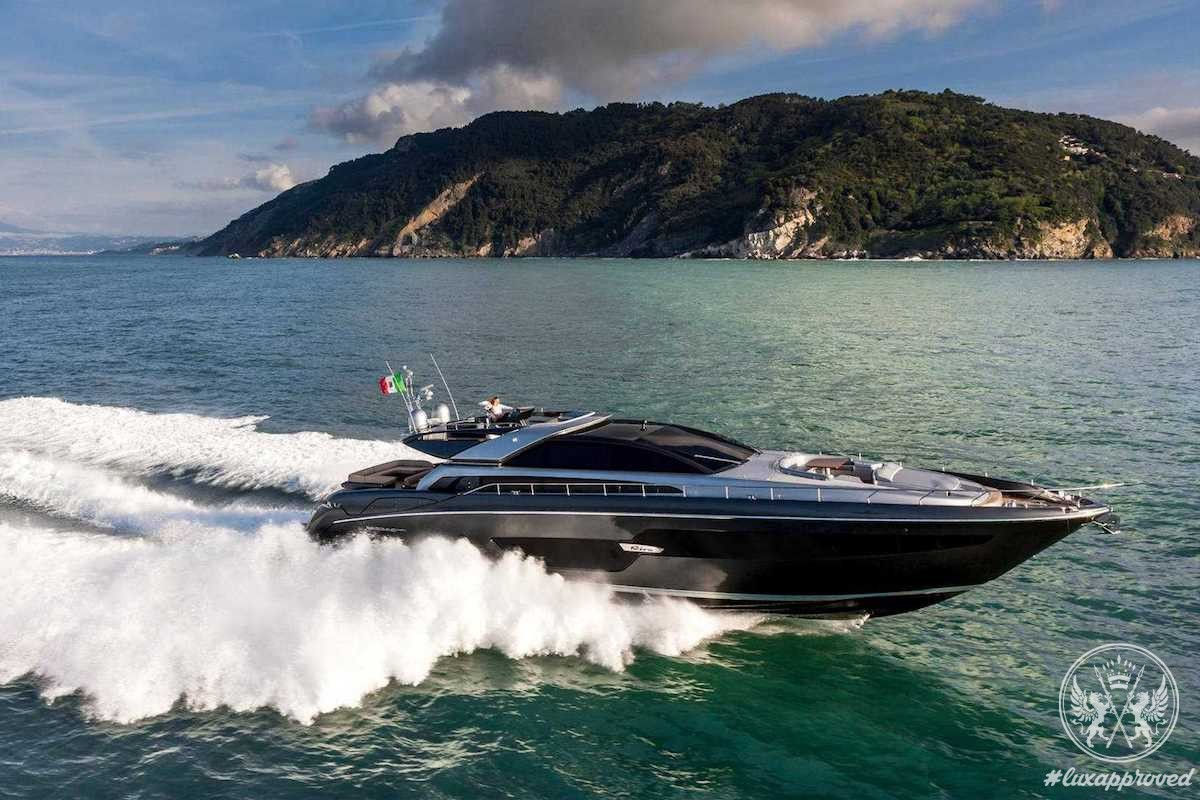 Ferretti Yachts 450 & Riva 88' Domino Super Celebrate U.S. Premier at Yachts Miami Beach