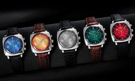 Glashütte Original Sixties Iconic Square Collection Pays Tribute to Retro Design