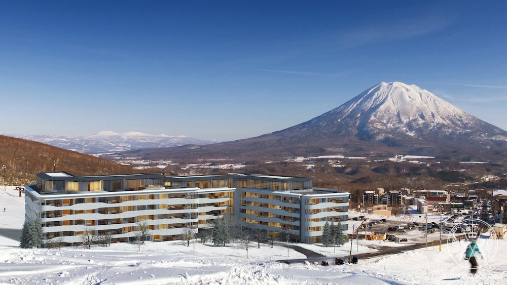 Skye Niseko Is the First Privately Owned Property Located within Hokkaido National Park, Japan