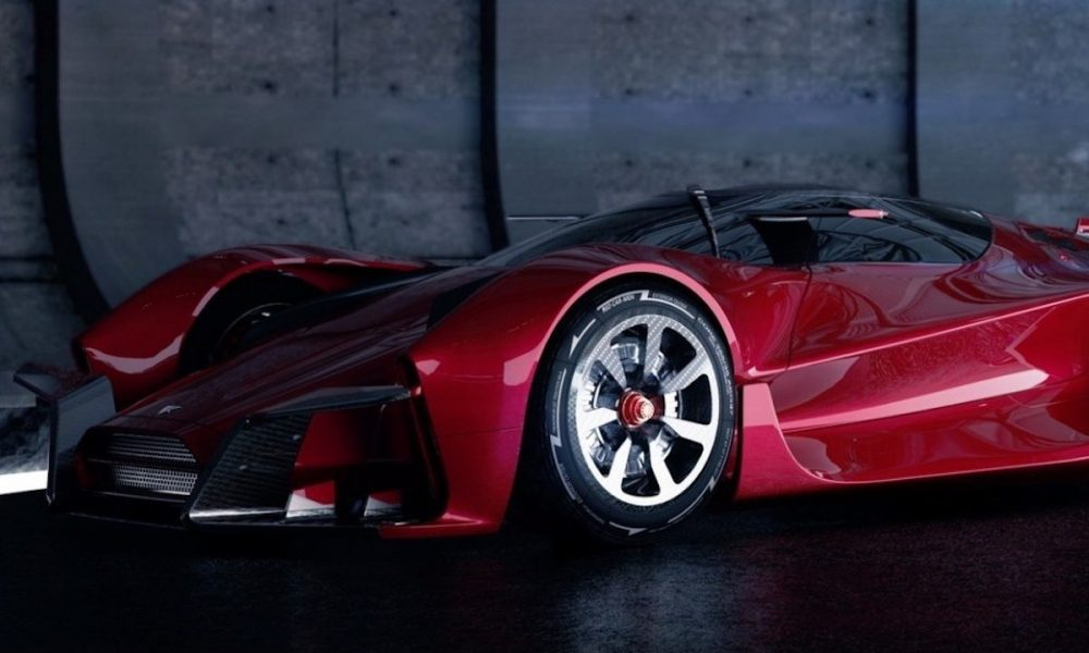 Meet Dendrobium, the World's First 1,500-Horsepower Hypercar