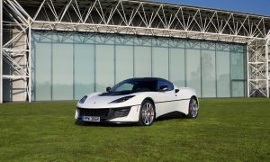 One-off Evora Sport 410 Created by Lotus Exclusive, Honors Iconic Esprit S1
