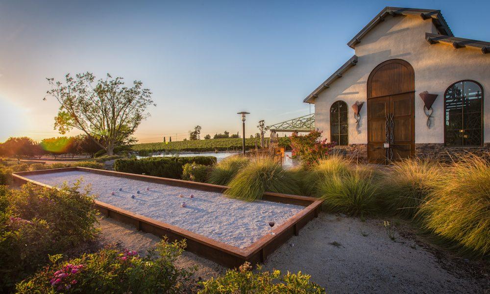Luxury Destination: Bianchi Winery & Tasting Room