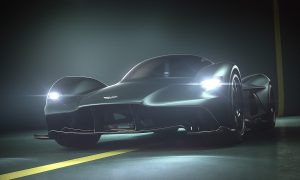 Aston Martin Valkyrie Hypercar Offers Staggering Performance Befitting of Its Name