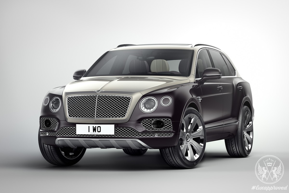 Bentayga Mulliner Is the Most Exquisitely Appointed Luxury SUV Ever Created