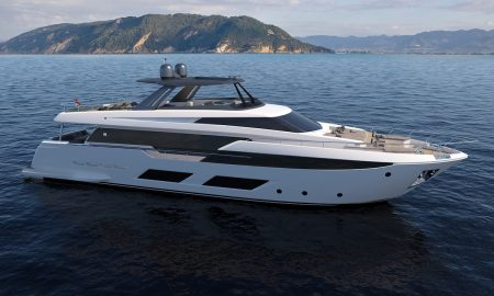 Ferretti Yachts 920 to Be Launched in September 2017