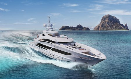 Project Maia Enters the Outfitting Period at Heesen Shipyard