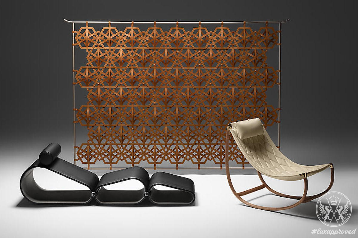 Louis Vuitton Objets Nomades Collection to Be Presented During Fuori Salone in Milan