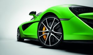 Keep Your McLaren Sports Series Models in Pristine Condition with the Genuine McLaren Accessories Range