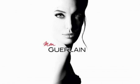 Guerlain Reveals Its New Fragrance Mon Guerlain, Embodied by Angelina Jolie