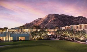 Desert Luxury at Mountain Shadows in Paradise Valley, Arizona