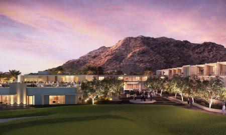 Desert Luxury at Mountain Shadows in Paradise Valley, Arizona