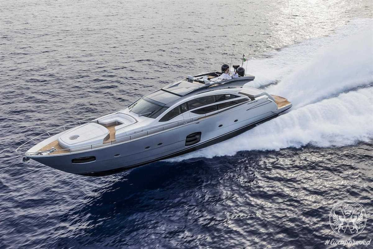 Pershing 82 VHP Is a Jet Fighter of the Seas