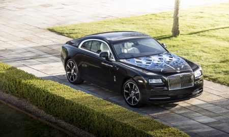 "Rolls-Royce Unveiled Four Bespoke Wraith ""Inspired by British Music"" Motor Cars"