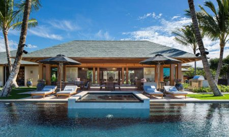 This Newly Built Custom Kukio Home Is Listed for $13,5 Million