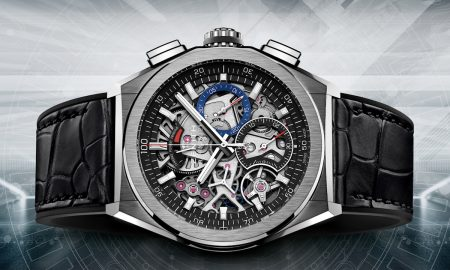 The Defy El Primero 21 Is the Embodiment of the New Generation of Zenith Chronographs