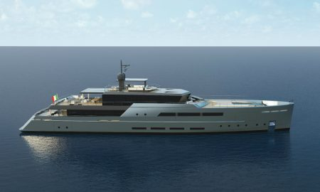 Baglietto Debuts a 180-foot Superyacht Project at the Singapore Yacht Show