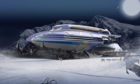 Meet Resolute, a $500 Million All-Season, All-Terrain Cruise Vessel
