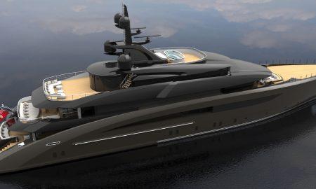 CRN Unveils the 62-metre Yacht Concept