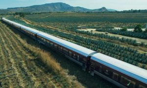 Casa Herradura Launches the Tequila Herradura Express