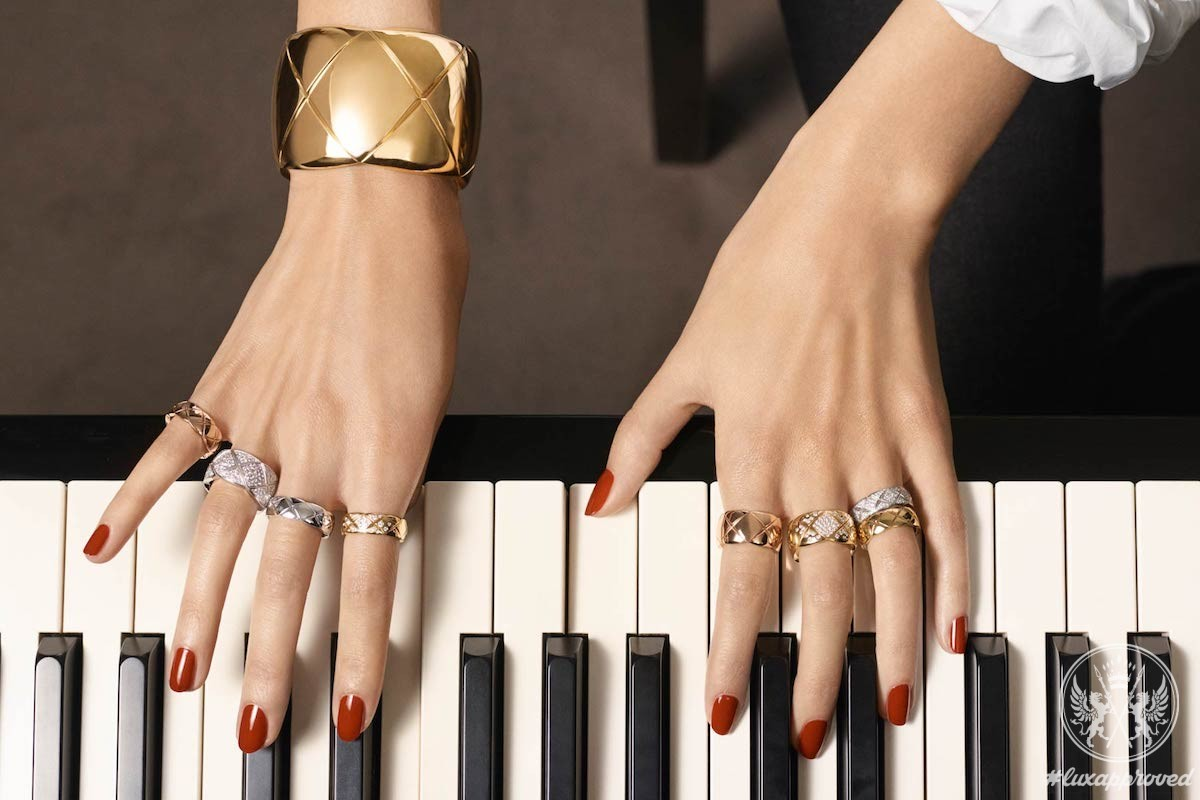Chanel Enhances Coco Crush Fine Jewellery Collection With ...