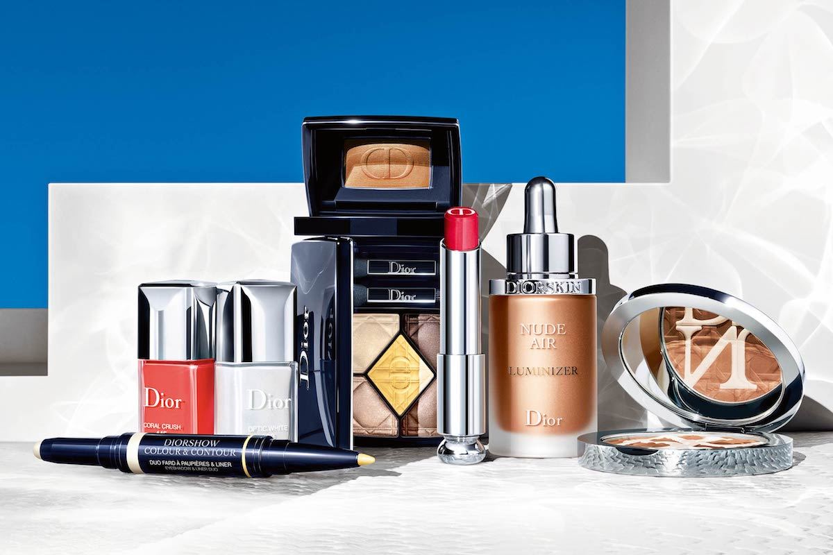 Dior Care & Dare Summer 2017 Makeup Collection