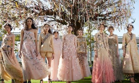 Mesmerizing Dior Haute Couture Spring-Summer 2017 Show in Tokyo