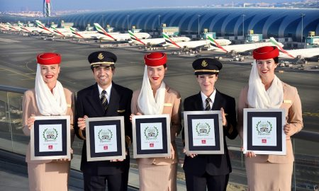 Emirates Dominates TripAdvisor Travelers' Choice Awards for Airlines 2017