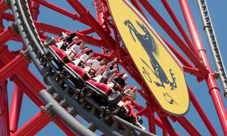 Ferrari Land Is the first Prancing Horse Theme Park in Europe