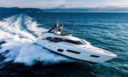 Pershing 5X, Ferretti Yachts 700 & Ferretti Yachts 450 to Debut at the Singapore Yacht Show