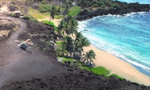 Ultimate Pop-Up Volcano Adventure at Four Seasons Resort Hualalai