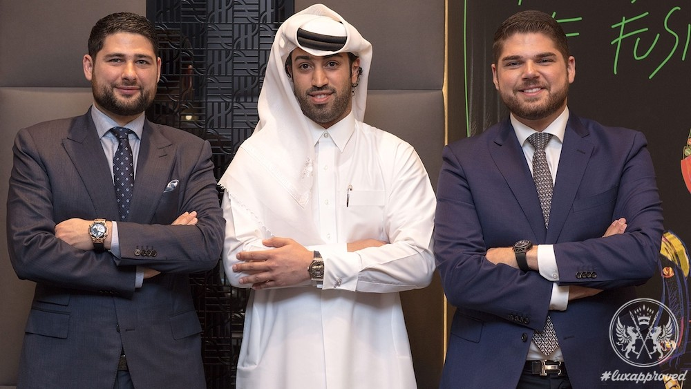 Hublot Boutique Doha Opens in Qatar